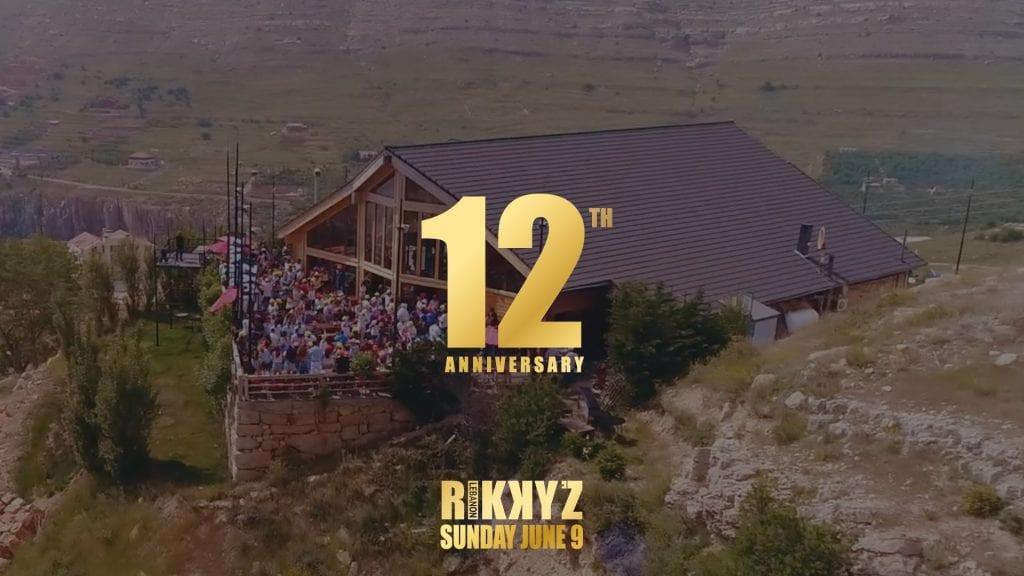 Rikkyz Anniversary